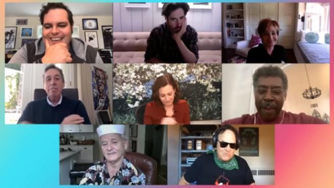 El elenco de 'Los cazafantasmas' se reúne para recordar el clásico de los ochenta