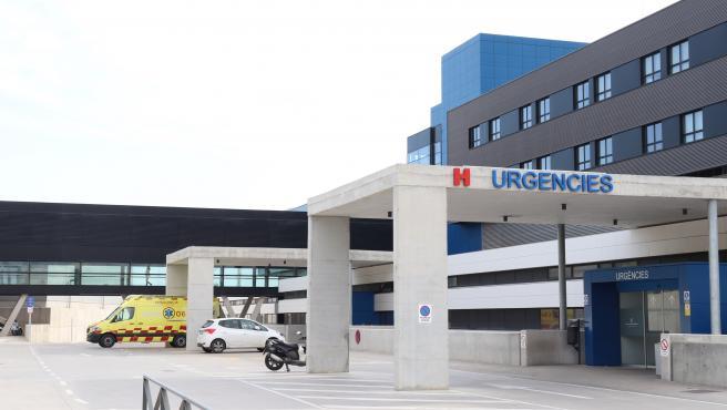 Área de urgencias en el Hospital Can Misses de Ibiza.