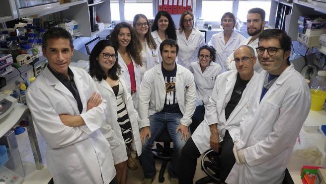 Investigadores del proyecto científico.