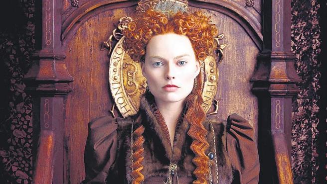 La actriz Margot Robbie ha sido una de las últimas en dar vida en el cine a la Reina Isabel I de Inglaterra, una de las filofóbicas por excelencia.