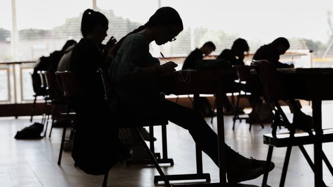 Imagen de archivo de alumnos de bachillerato