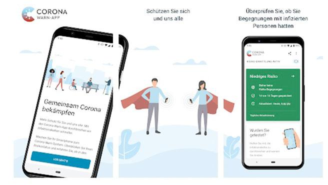 Corona-Warn-App está disponible desde el pasado 17 de junio