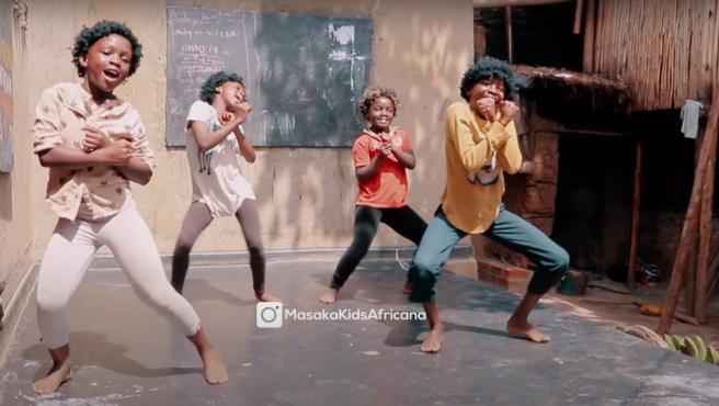 Masaka Kids Africana.