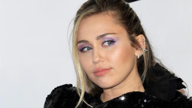 La cantante estadounidense Miley Cyrus, en Los Ángeles.