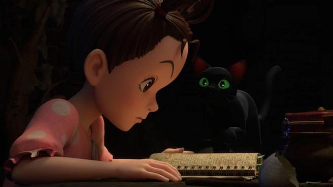 'Aya y la bruja': Primeras imágenes de la película 3D de Ghibli