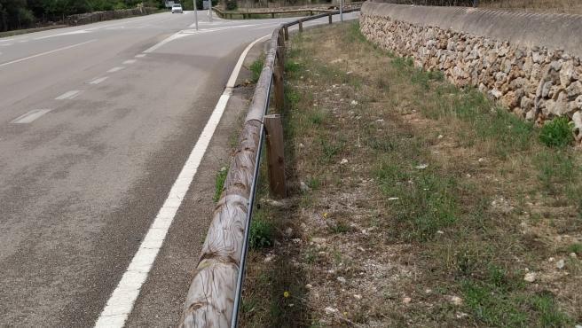 El Consell implantará nuevas señales para evitar aparcamientos irregulares en Cala Varques
