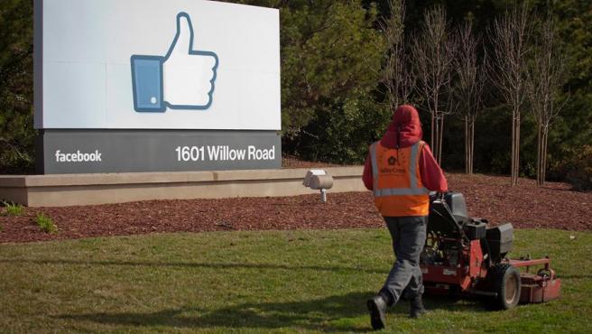 La sede corporativa de Facebook, en Menlo Park, California (EE UU).