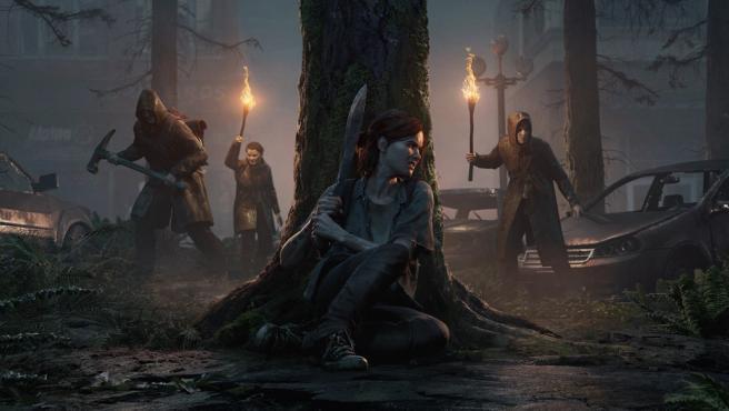 Ellie protagoniza 'The Last of Us - Parte II'.