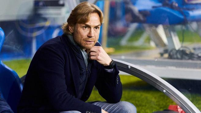 Valery Karpin, entrenador del Rostov