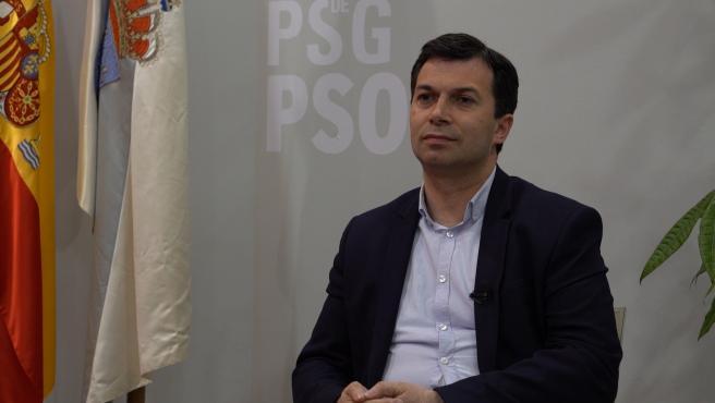 """Gonzalo Caballero mantiene el reto de que el PSdeG sea """"primera fuerza"""""""