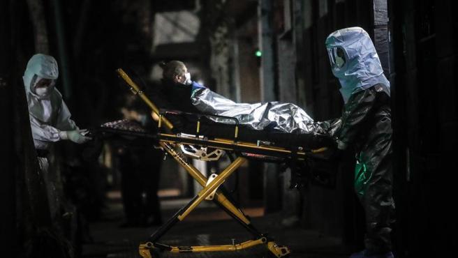 Argentina supera los mil muertos por coronavirus y llega a 42.785 ...