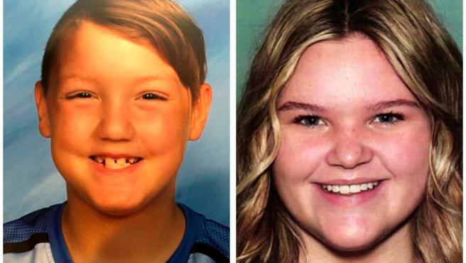 Niños asesinados por su madre en Idaho.