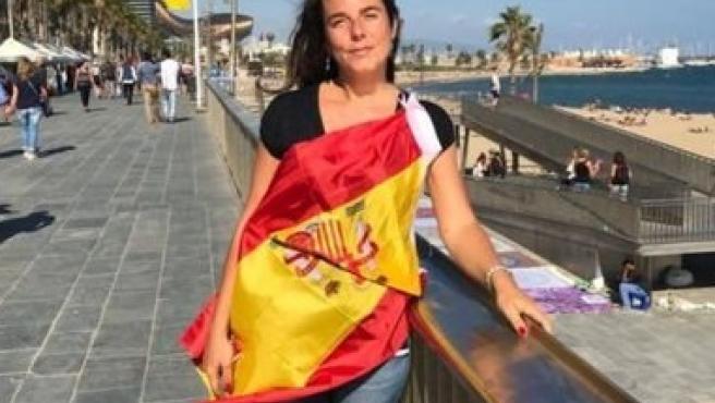 La edil de Vox Cristina Gómez Carvajal.