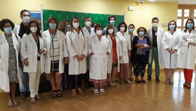 Enfermeras del Área Sur