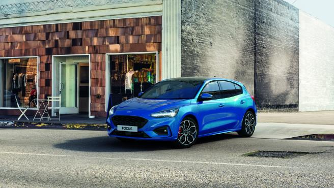 Ford Focus 2020.
