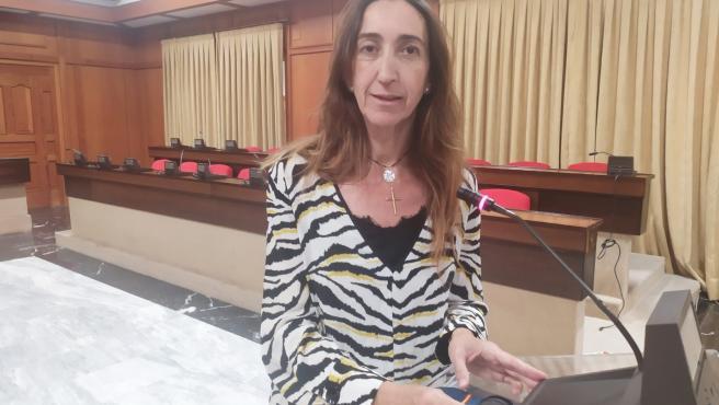 Paula Badanelli.
