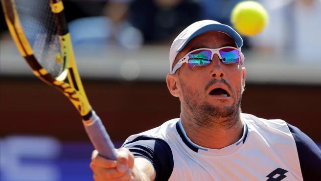 El tenista serbio Viktor Troicki