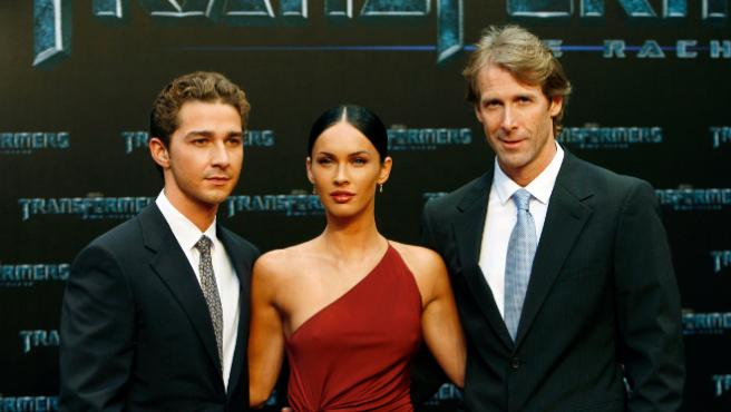 """Nunca me agredió de forma sexual"": Megan Fox defiende a Michael Bay"