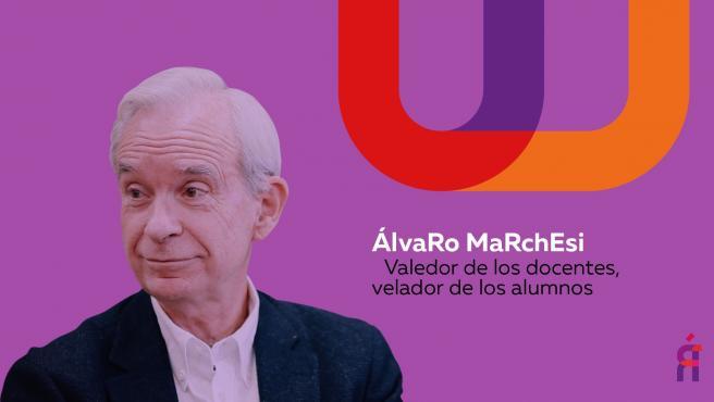 El experto en educación Álvaro Marchesi es el último invitado a 'Conversaciones Al Revés'.