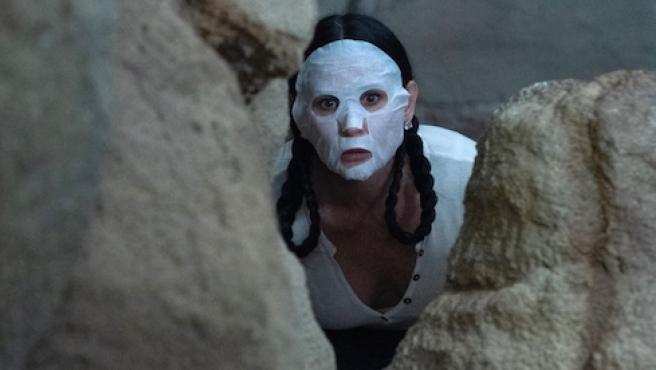 'Ejecutivos agresivos': el regreso caníbal de Demi Moore