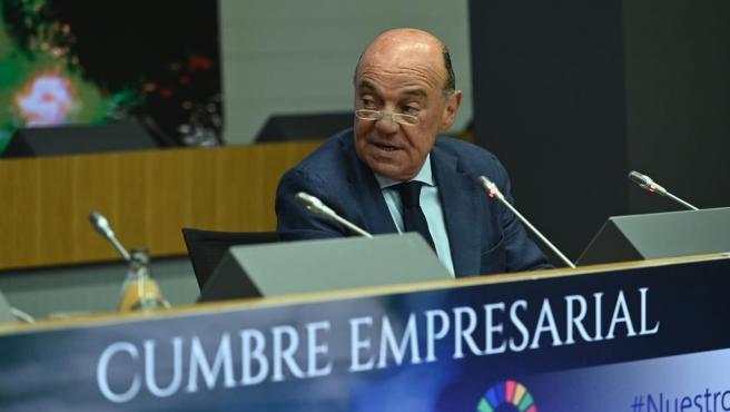 El presidente de la FER, Jaime García-Calzada