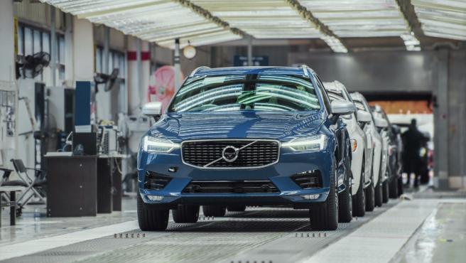 Fábrica de Volvo Cars.