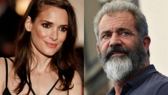 Winona Ryder vuelve a acusar a Mel Gibson de antisemita y él lo niega