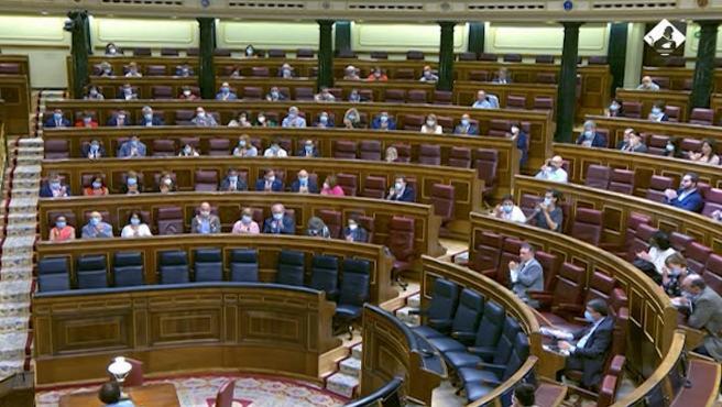 El Congreso da luz verde al decreto de nueva normalidad