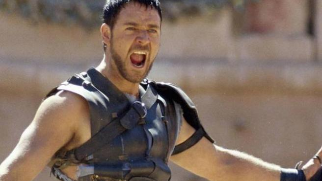 "Russell Crowe: el guion original de 'Gladiator' era ""malísimo"""