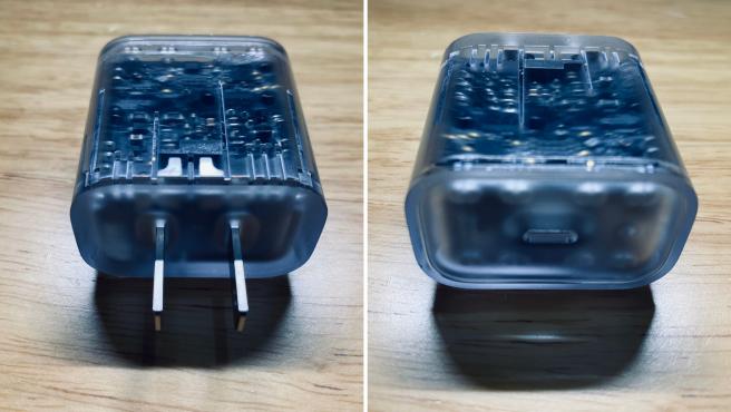 Imágenes del supuesto nuevo adaptador de 20W de Apple.
