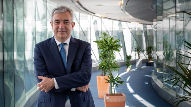 Luis Garicano, en el Parlamento Europeo.