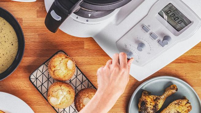 El robot de cocina MyCook es fácil de manejar y se amolda bien a nuestro recetario.
