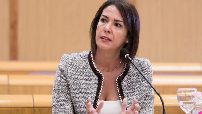 Evelyn Alonso, concejal de Cs en el Ayuntamiento de Santa Cruz de Tenerife