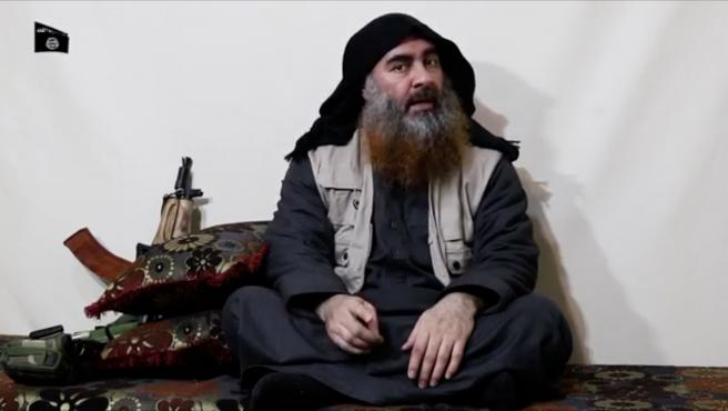 IS leader al-Baghdadi appears in first video since 2014