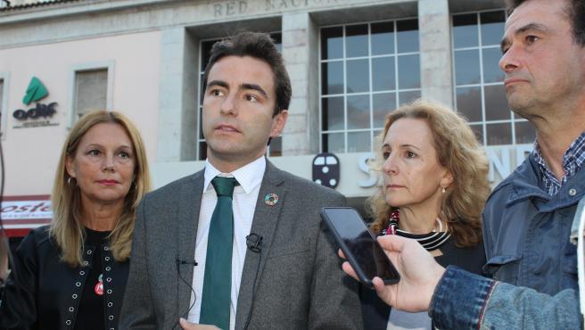 """Casares asegura que Renfe adaptará """"progresivamente"""" los servicios a la demanda"""