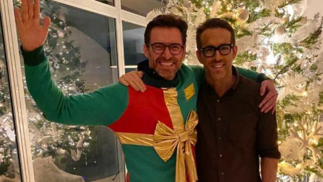 Todas las veces que Ryan Reynolds y Hugh Jackman se han trolado mutuamente