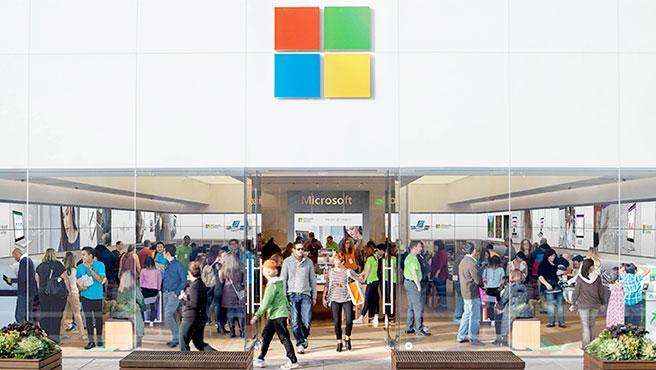 Microsoft cerrará sus tiendas físicas en todo el mundo