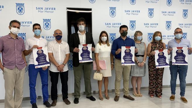 Presentación de los cursos de UNIMAR en San Javier (Murcia)