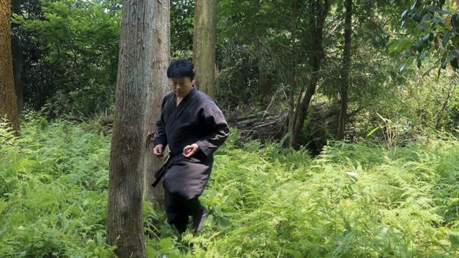 Genichi Mitsuhashi, primer graduado en estudios universitarios sobre ninjas