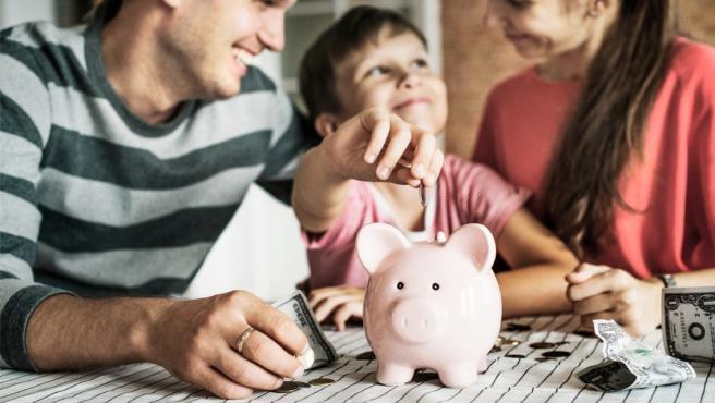 La cuesta de enero puede ser una buena época para empezar con el ahorro.