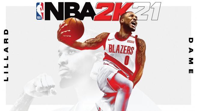 Portada del NBA 2K21