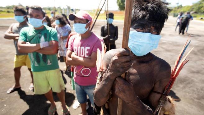Más de doce millones de personas se han contagiado del nuevo coronavirus en todo el mundo