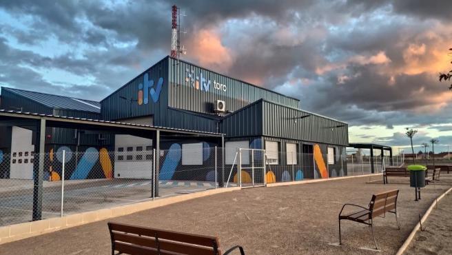 Estación ITV.
