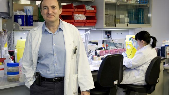 Felipe García, investigador del hospital Clínic de Barcelona.
