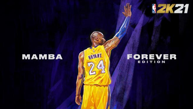 NBA 2K21 en honor a Kobe Bryant