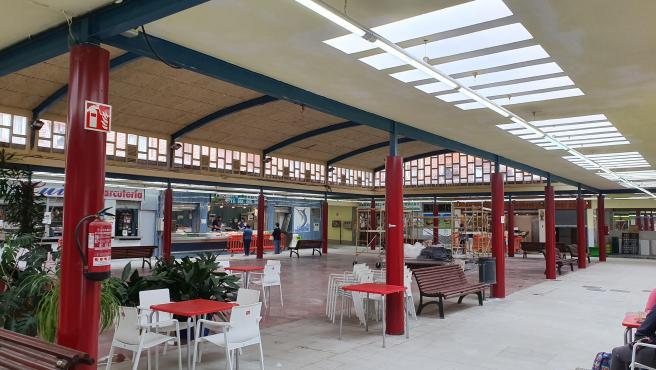 Plaza de abastos de El Entrego