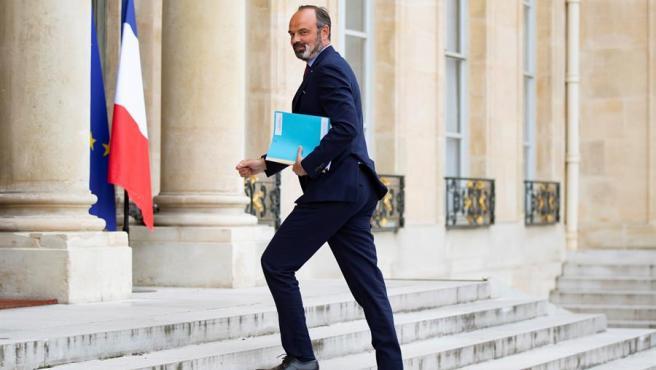 El primer ministro francés, Edouard Philippe.