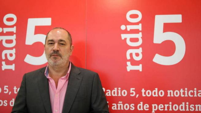 Imagen de archivo de Fernando Martín, exdirector de Radio 5.