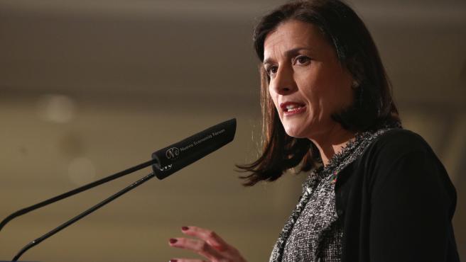 La alcaldesa de Santander, Gema Igual