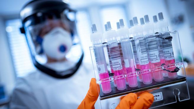 Coronavirus testing in Hanover